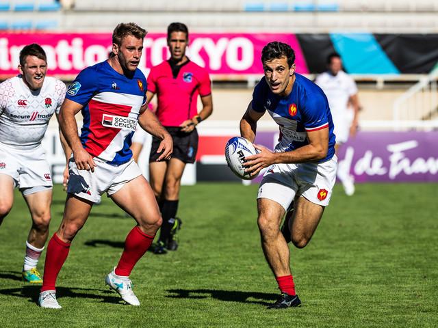 Circuit mondial de rugby à VII – Les Bleus aussi en demi-finales !