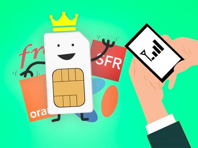Free, Orange, SFR, Bouygues : quel opérateur offre le meilleur réseau mobile ?