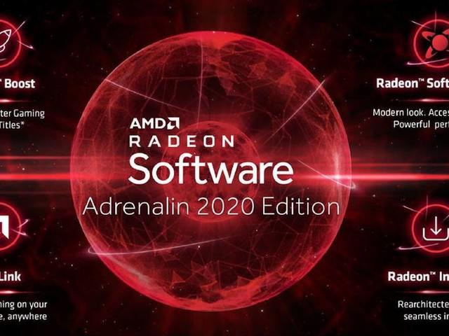 Actualité : Radeon Adrenalin 2020 : les pilotes AMD font le plein de nouveautés