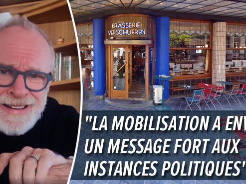 Le patron d'une brasserie mythique de Saint-Gilles fait bouger les aides Covid à Bruxelles: un nouveau prêt possible dès février