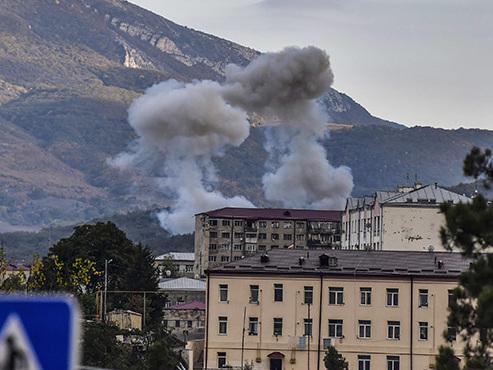 Guerre Nagorny Karabakh: des bombardements arméniens nocturnes font sept morts en Azerbaïdjan