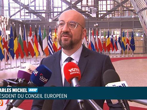 Pour sa grande première, Charles Michel doit convaincre l'Europe d'appliquer une politique climatique très ambitieuse (vidéo)