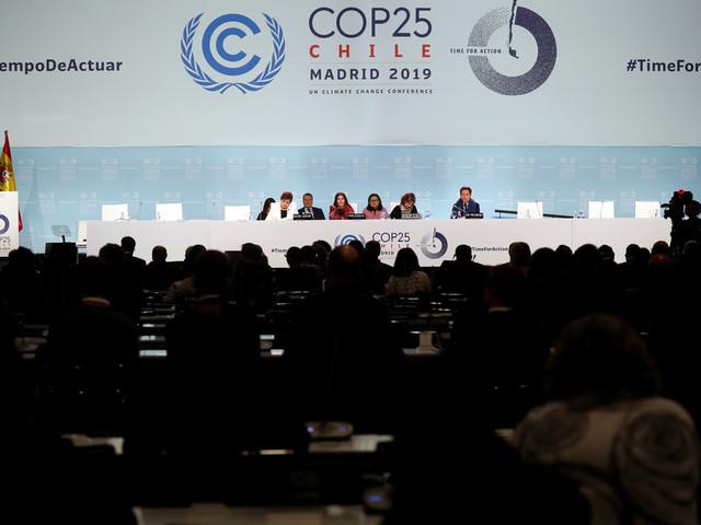 Efforts redoublés pour éviter un échec cuisant à la COP25