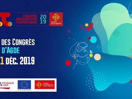 Campus de l'Innovation Touristique revient les 10 et 11 décembre 2019