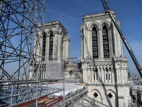 Plomb autour de Notre-Dame: nouveaux relevés dévoilés mardi