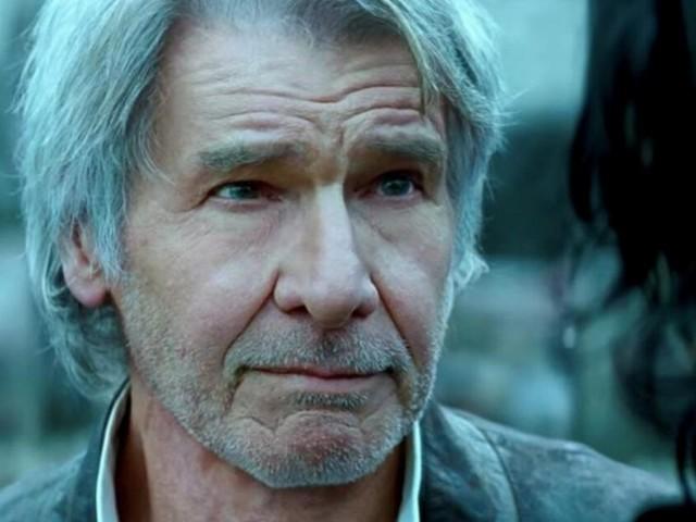 Star Wars L'Ascension de Skywalker : Han Solo est-il finalement apparu sous la forme d'un fantôme de la Force face à Kylo Ren ?
