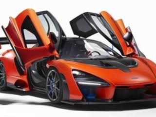 McLaren Senna : la dernière vendue aux enchères pour 2,67 millions de dollars