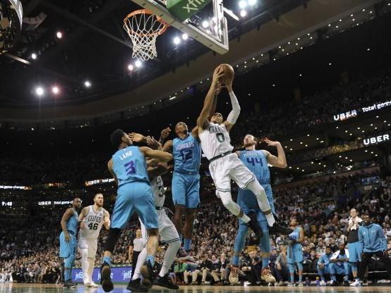 Basket - NBA - Même sans Kyrie Irving, Boston continue de gagner