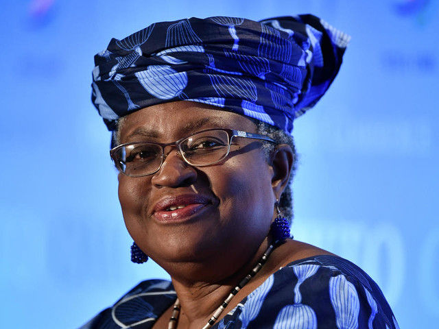 Course à l'OMC: les Etats-Unis freinent l'ascension de la candidate nigériane