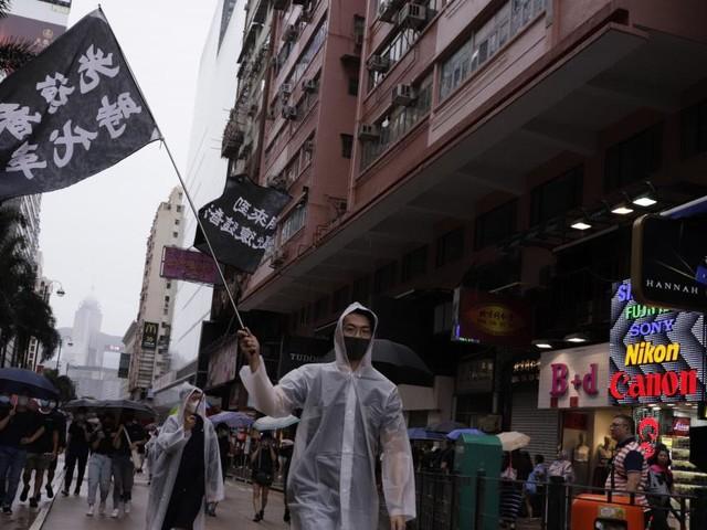 Mouvement de contestation à Hong Kong: Google retire un jeu vidéo sur les manifestations hongkongaises