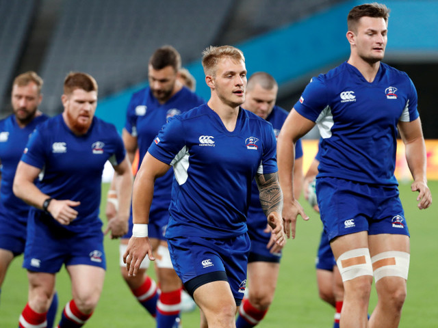 Rugby - Coupe du monde 2019 - Les Ours veulent apposer leurs griffes