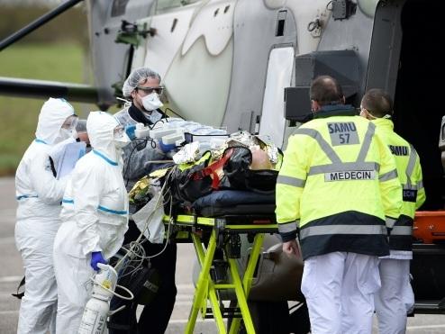 Coronavirus: importantes évacuations, l'épidémie s'accélère