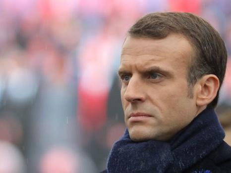 11-Novembre : Macron inaugure un monument en hommage aux soldats morts loin de France