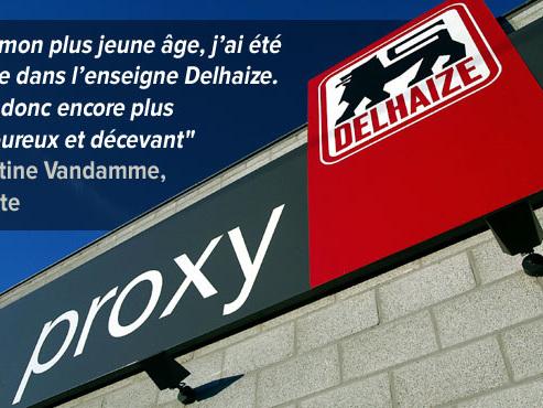 Un seul des 13 Red Market transformés en Delhaize n'a pas survécu en Wallonie: une employée au chômage confie son amertume