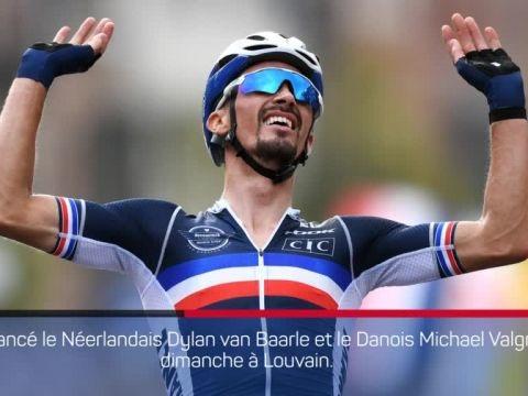 Cyclisme - Revue de presse - Revue de presse : Julian Alaphilippe salué après son titre aux Mondiaux, Wout van Aert égratigné