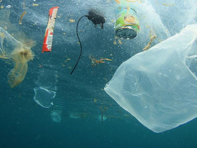 Le plastique serait un millions de fois plus présent que prévu dans nos océans