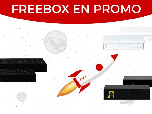 Et si vous changiez d'offre internet pour une Freebox dès 9,99€/mois ?