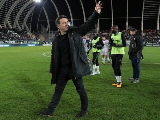 Foot - C.Ligue - Amiens - Chirstophe Pélissier (entraîneur d'Amiens) : «Fabuleux pour nous»