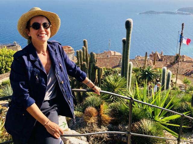 «Échappées belles» : Sophie Jovillard visite les villages de la Côte d'Azur