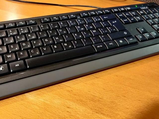 Avec le clavier Azerty+ de LDLC, faire des lettres accentuées au clavier devient facile