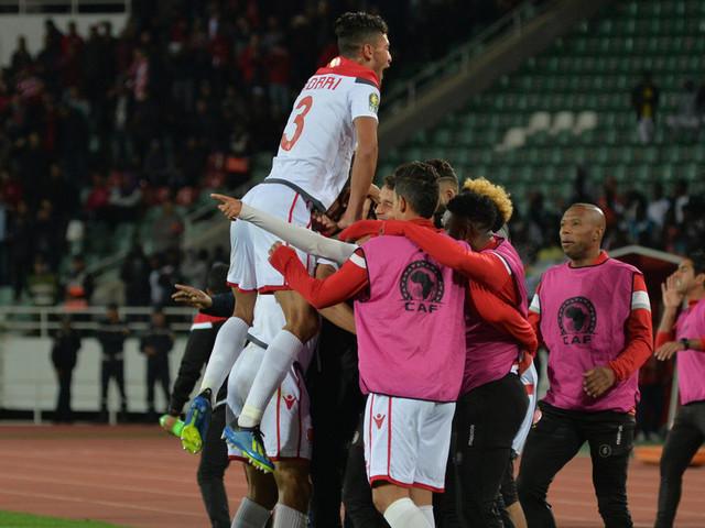 Le Wydad est en demi-finales de la Ligue des Champions d'Afrique