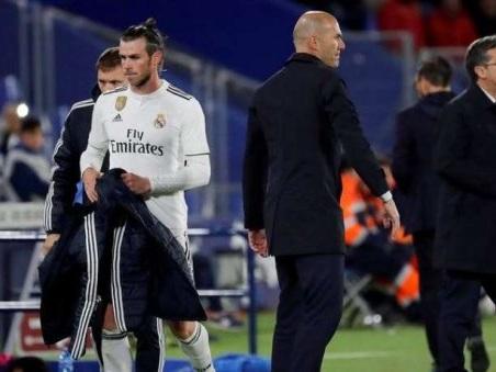 Real Madrid : Zinedine Zidane donne des nouvelles de Gareth Bale