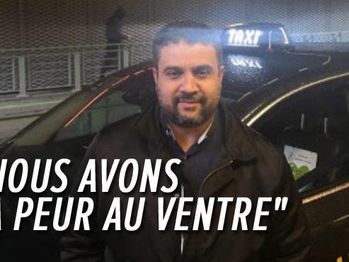 """""""L'effet domino va être ravageur"""": les taxis en souffrance après la fermeture de l'horeca"""