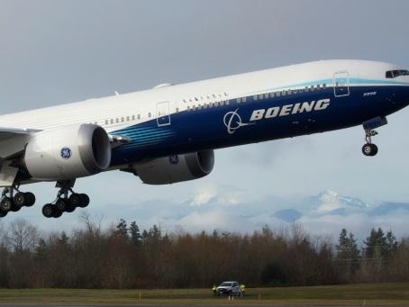En déroute en Bourse, Boeing reste un poids lourd de l'économie américaine