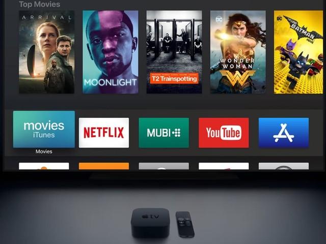 Apple TV : l'application TV victime d'un bug