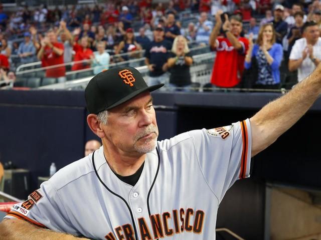 La médaille du jour. Bruce Bochy, ex-manager de l'équipe de baseball des Giants de San Francisco, est nommé à la tête de l'équipe de France