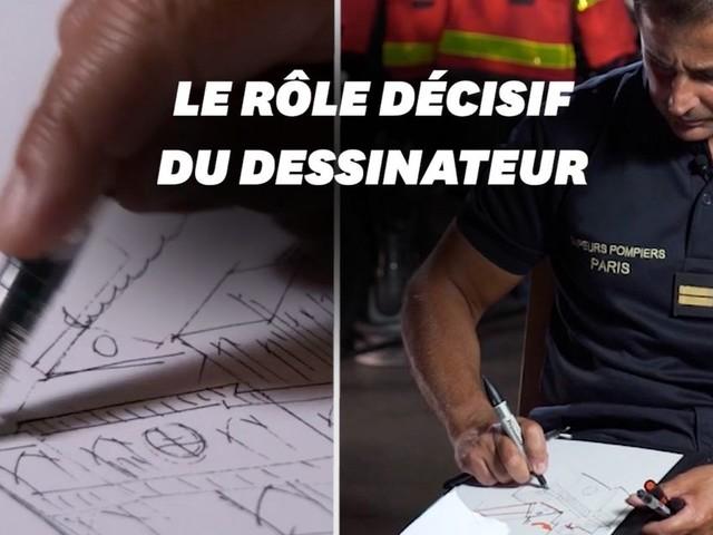 Incendie de Notre-Dame: 4 choses que vous ignorez sur l'intervention des pompiers