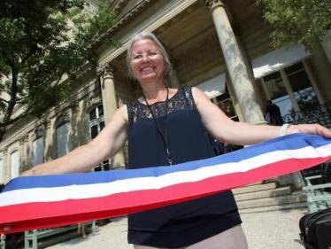 Agnès Thill, députée de l'Oise sauve sa tête encore une fois dans les rangs de la République en marche