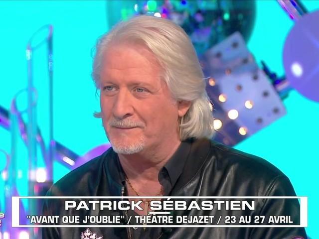 """VIDEO. """"Je suis libre"""": viré de France 2, Patrick Sébastien soulagé """"de ne plus avoir affaire à ces gens-là"""""""