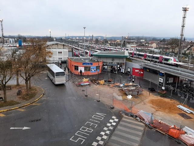 Val-d'Oise. Les travaux de la gare de Persan-Beaumont débuteront en avril