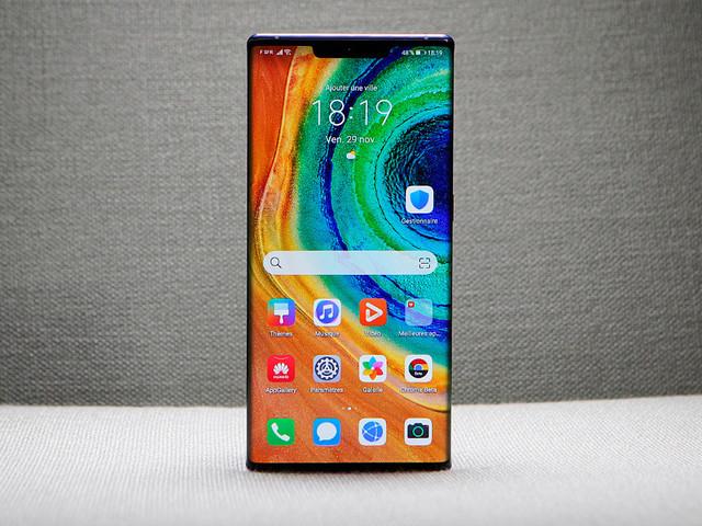 Test du Huawei Mate 30 Pro : le smartphone d'exception... que vous n'aurez pas envie d'acheter