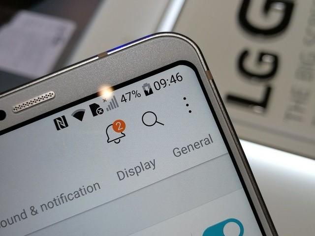 LG Judy: le successeur du LG G6 présenté en juin ?