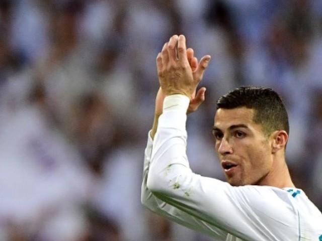 Espagne: le Real et Ronaldo comptent jusqu'à cinq