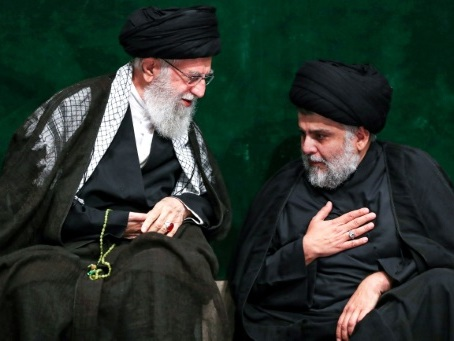 Rare rencontre à Téhéran entre Moqtada Sadr et le guide suprême iranien