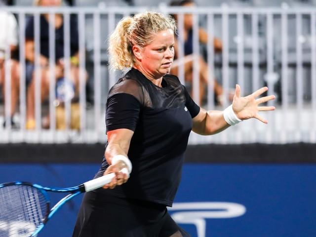 Clijsters éliminée d'entrée pour son premier match depuis un an
