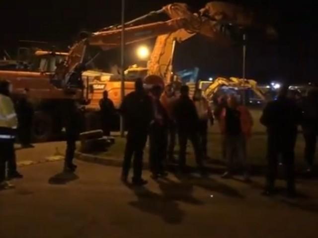 À Rennes, le dépôt pétrolier a été débloqué par les gendarmes