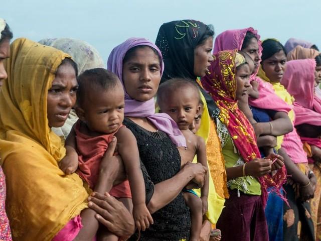Plus de 6 700 Rohingya ont été tués lors du premier mois des répressions en Birmanie, selon MSF