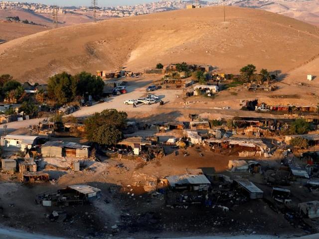 Cisjordanie: nouveau sursis pour les Bédouins du village de Khan el-Ahmar