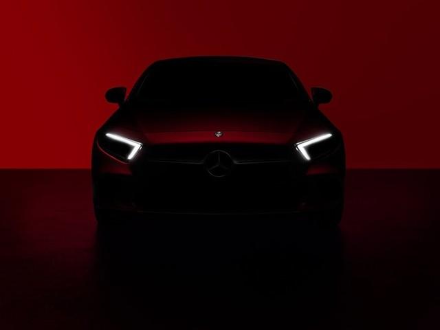 Teaser - La nouvelle Mercedes CLS en approche