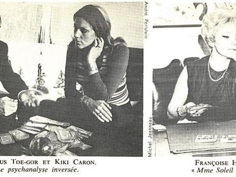 1972 - Voyance: l'industrie de la solitude
