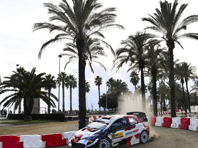 DIRECT. WRC : Neuville toujours en tête, Ogier dépassé par Sordo... Suivez les dernières spéciales du rallye d'Espagne