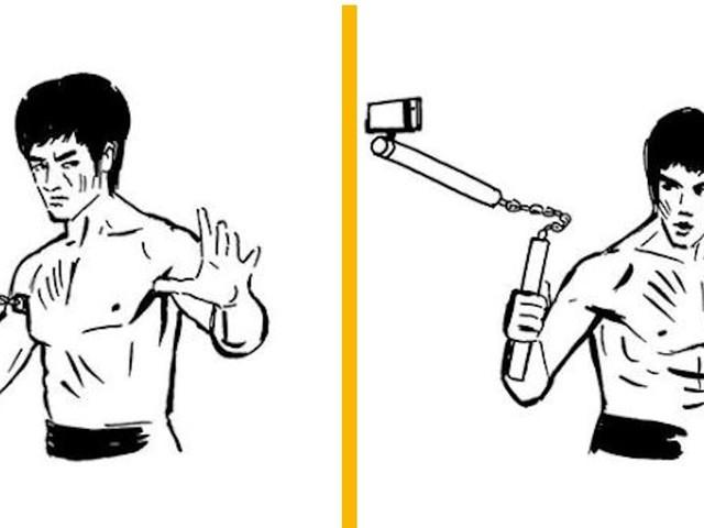 Top 10 des illustrations les plus drôles de Tango Gao, rire de tout ça fait du bien
