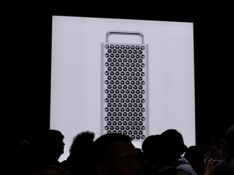 Mac Pro : découvrez le nouveau monstre d'Apple en images