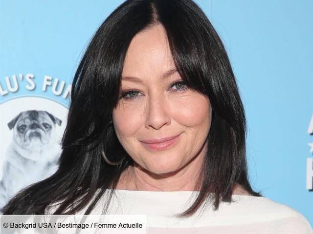 Shannen Doherty : en larmes, l'actrice annonce la rechute de son cancer du sein