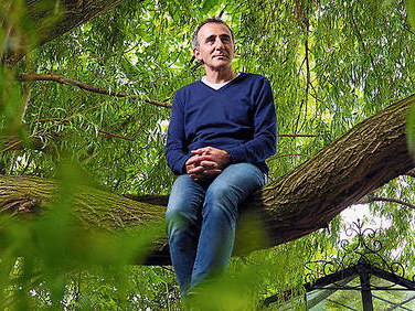 Le paradis végétal d'Élie Semoun