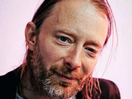 Thom Yorke (Radiohead) dévoile un titre pour Greenpeace
